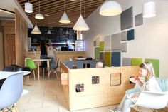 Family Cafe on Behance