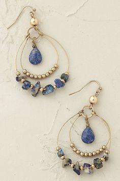 Belize Hoop Earrings
