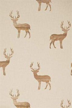 Buy Wooden Stag Wallpaper from the Next UK online shop