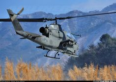 Bell AH-1S Cobra (209) aircraft picture