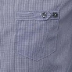 Detailing Research: PAUL SMITH - Tab Collar Detail Shirt