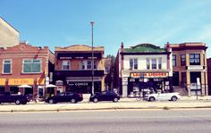 #LoganSquare, #Chicago from Creatively-driven.com