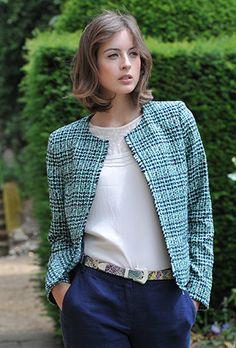 Linton Tweed Jacket (SS14)