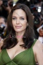 Angelina Long Hairstyle Remy Human Hair Wig