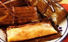 Tamalitos Verdes | Peruvian Food