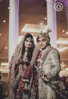 Khada dupatta hyderabad bride