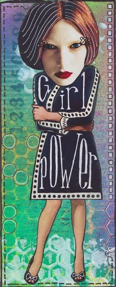 SanARTyDesigns: Dylusional art journal: completed!