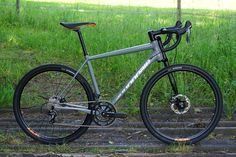 2016 Cannondale Slate gravel adventure road bike with new Lefty Oliver fork