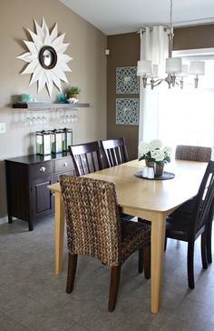 Before and after pics of remodel/decorating an entire home! Love the blog too!