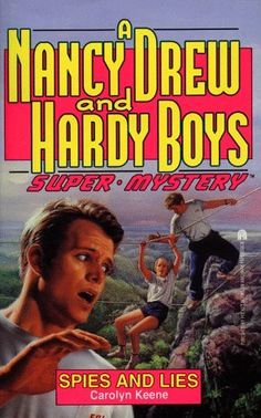 $0.01  Spies and Lies (Nancy Drew & Hardy Boys Super Mysteries #13) by Carolyn Keene, http://www.amazon.com/dp/0671731254/ref=cm_sw_r_pi_dp_LpxQqb18SHG92