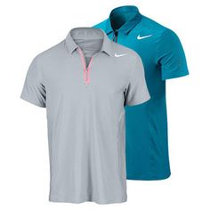 NIKE Men`s Premier RF Tennis Polo - Loving Federer's Aussie gear!