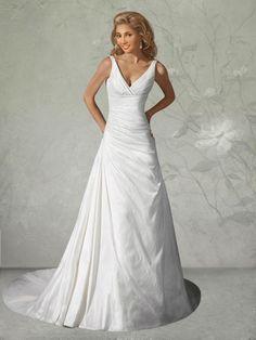 empire waist wedding dresses | Empire Waist Bridal Dress BW1084_1