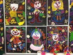 Clowns painting | Flickr - Photo Sharing!