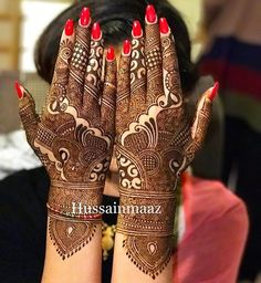 "5,308 Likes, 49 Comments - Ubercode: hennainspire (@hennainspire) on Instagram: ""Henna @hennagirluk"""