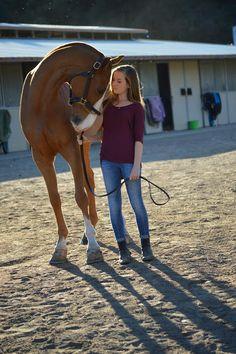 Girls and their Saddlebred horses. Beautiful horses.