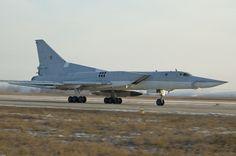 Russian Tupolev Tu-22M3 @ Sergy