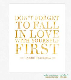 yourself   first