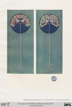 Studio International Art magazine, Volume 28, 1903. Art nouveau.