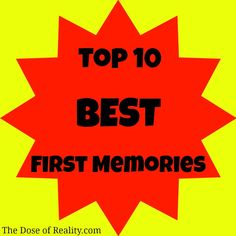 "Our Top 10 ""Firsts""…bet you remember them, too!! http://www.thedoseofreality.com/2012/10/29/top-10-firsts-just-the-way-we-remember-them/"