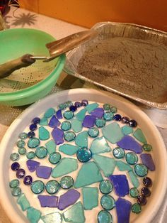 Garden Stepping Stones DIY