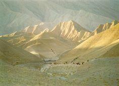 Hindu Kush mountains in summer, Badakhshan province