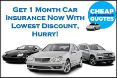 1 Month Car Insurance Coverage