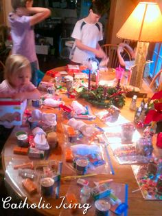 Blessing Bags -- Teaching & the living the Corporal Works of Mercy with kids!