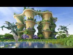 Hyperion, el residencial ecológico autosuficiente en la India / 10/05/16