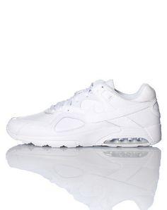Nike. Airmax go strong. White.