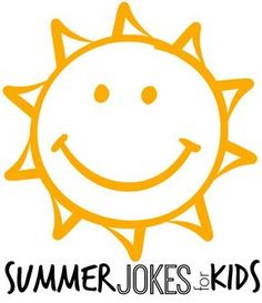 Funny summer jokes for kids (with printable). Oh my goodness, my first grader needs this! So tired of bad jokes. lol