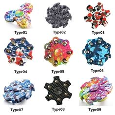 New High Speed Fidget Spinner Relief ADHD Anxiety Stress Spinner Toy  #family #disney #amazon #sales #gotyoucovered