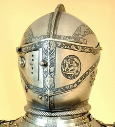 German Armor from mid-1500s