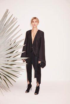 Hailey Baldwin stars in sass & bide's resort 2016 campaign