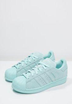 adidas Originals SUPERSTAR RT - Sneakers basse - clear aqua - Zalando.it