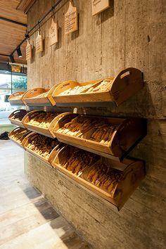 Constantinos Bikas interior designer - Kogia bakery on Behance