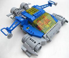 LEGO MOC   LL-430 #classic #space