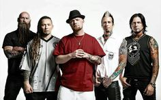 Five Finger Death Punch a very down to earth group, easy to talk to, treats you like you've been friends for years.  AWESOME TO SEE IN CONCERT