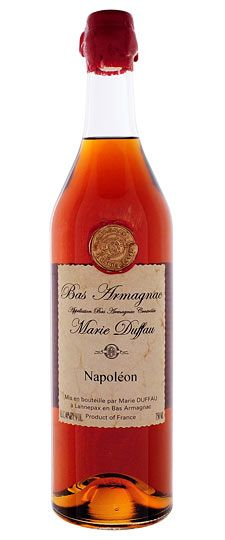 Marie Duffau Napoleon Bas Armagnac 750ml, $36.99