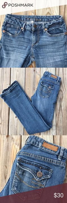 Chip & Pepper Syd Skinny Jeans Size 26 Chip & Pepper California  'The Syd' Skinny Ankle Length Stretch Jeans Cigarette leg style is cut to hit right at the ankle Size 26 Chip & Pepper Jeans Skinny