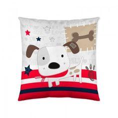 Cojín Decorativo LOVE DOG Naturals