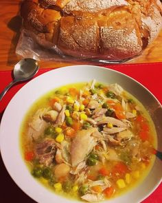 Fast'n'Easy Chicken Soup |