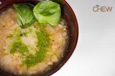 Carla Hall and Mario Batali's White Bean Soup recipe #thechew