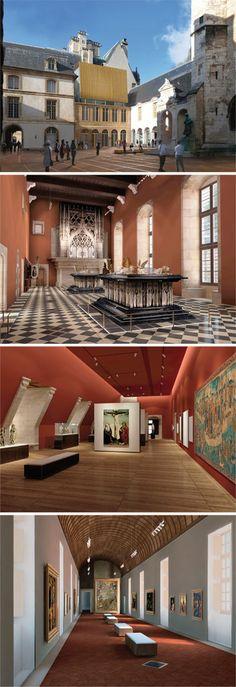 musée des Beaux-arts - Dijon - France