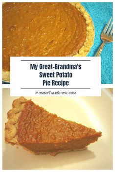 Sweet Potato Pie Recipe Passed Down by Generations My dream is to be the type of woman who can walk into a kitchen and whip up an amazing meal without a recipe. I am not that type of woman. A recipe is my crutch, my guide, and my lifeline. Easy Pie Recipes, Fudge Recipes, My Recipes, Holiday Recipes, Dessert Recipes, Cooking Recipes, Favorite Recipes, Recipies, Party Desserts