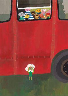 Illustrations in 2014 Japanese Illustration, Children's Book Illustration, Character Illustration, Japanese Artists, Tumblr, Cute Art, Illustrations Posters, Childrens Books, Illustrators