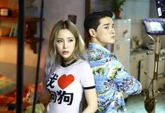 Dean and Heize for And July mv