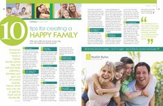 Orientation Happy Family tips