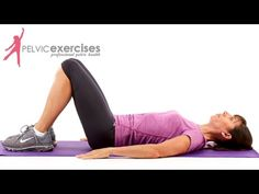 ▶ Pelvic Floor Safe Core Exercises | Physio Safe Core Exercises Video - YouTube