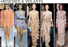 Fashion Love: DIE 10 WICHTIGSTEN FRÜHJAHR/ SOMMER TRENDS 2016