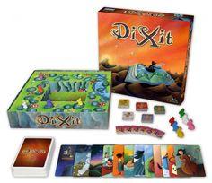 Dixit - fun tabletop game